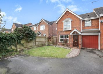 Thumbnail 3 bed end terrace house for sale in Pickering Green, Berkeley Pendesham, Worcester