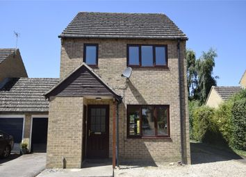 Thumbnail 3 bed link-detached house for sale in Talbot Fields, Bampton, Oxfordshire