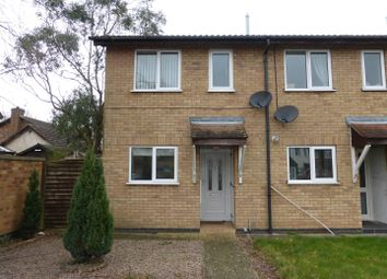 Thumbnail 2 bedroom property for sale in Sunnymead, Werrington, Peterborough