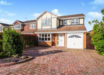 4 bed detached house for sale in Knightsbridge Way, Stretton, Burton-On-Trent DE13
