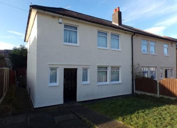 Thumbnail 3 bed semi-detached house for sale in Rycroft Road, Fazakerley, Liverpool, Merseyside