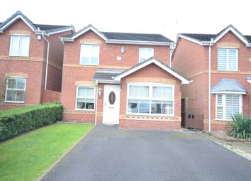 Thumbnail 3 bed detached house for sale in Rose Close, Halewood, Liverpool