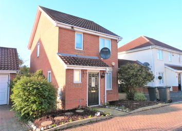 Thumbnail 2 bed detached house for sale in Rush Drive, Waltham Abbey