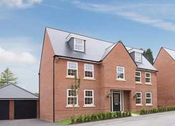 "Thumbnail 5 bedroom detached house for sale in ""Lichfield"" at Fosse Road, Bingham, Nottingham"