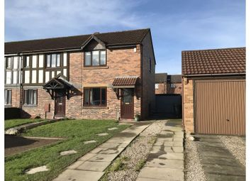 Thumbnail 3 bed end terrace house for sale in Washburn Court, Heaton With Oxcliffe, Morecambe