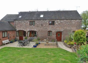 Thumbnail 4 bedroom barn conversion for sale in The Green, Clayton, Newcastle Under Lyme, Staffs