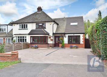 4 bed semi-detached house for sale in Goffs Lane, Goffs Oak, Waltham Cross EN7