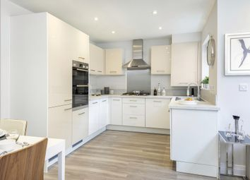"""Thumbnail 3 bedroom detached house for sale in """"Kiswick"""" at Chaloner Way, Newmarket"""