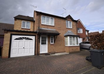 Thumbnail 4 bed detached house to rent in Harvest Way, Oakwood, Derby