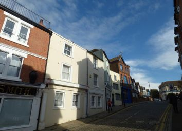 Thumbnail 1 bed property to rent in The Bayle, Folkestone