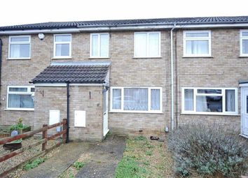 Thumbnail 3 bedroom terraced house for sale in Evelyn Way, Irchester, Wellingborough