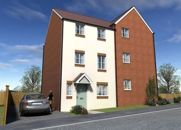 Thumbnail 5 bedroom town house for sale in Artisan's Walk, Delph Road, Brierley Hill