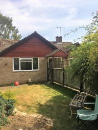 Thumbnail 3 bed detached bungalow to rent in Mill Lane, Weston-On-The-Green