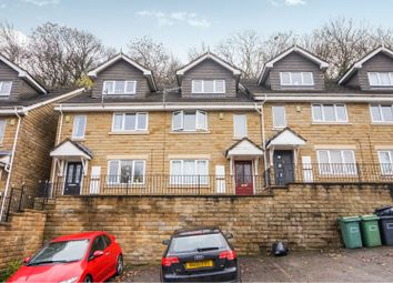 Thumbnail 3 bed town house for sale in Martin Bank Wood, Almondbury, Huddersfield
