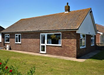 Thumbnail 3 bed detached bungalow for sale in Prior Road, Greatstone, New Romney, Kent