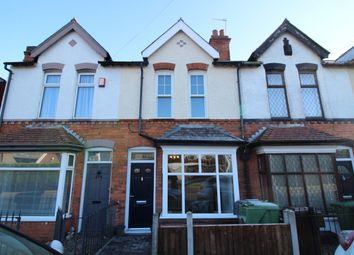 Thumbnail 2 bed terraced house to rent in Alcester Road, Hollywood, Birmingham, West Midlands