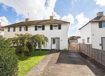 Thumbnail 3 bed semi-detached house for sale in High Street, Harston, Cambridge