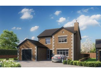 Thumbnail 4 bed detached house for sale in Plot 3 Aiken Meadow Scotforth Road, Lancaster