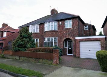 Thumbnail 3 bed semi-detached house to rent in Forest Way, York, North Yorkshire