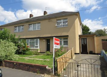 Thumbnail 2 bed flat for sale in Rodbourne Road, Horfield, Bristol