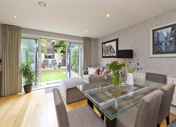 Thumbnail 4 bed town house for sale in Bromyard Avenue, London