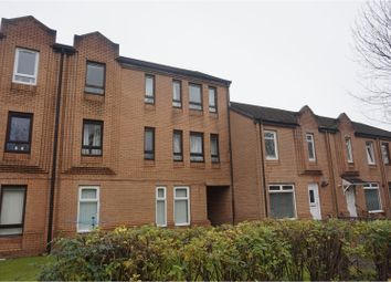 Thumbnail 1 bed flat for sale in 7 Abercromby Drive, Glasgow