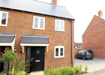 Greenwood Close, Sonning Common, Reading RG4. 2 bed semi-detached house