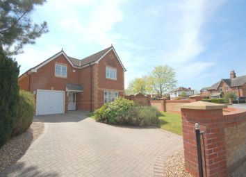 Thumbnail 4 bed detached house for sale in Langley Drive, Crewe