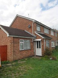 Thumbnail 4 bed semi-detached house to rent in Derwent Walk, Oadby, Leicester