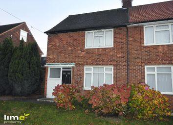 Thumbnail 2 bed semi-detached house to rent in Barham Road, Bilton Grange, Hull