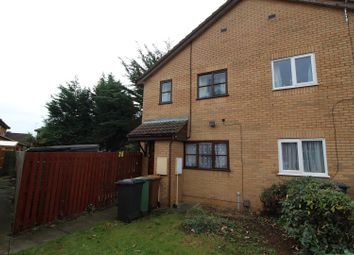 Thumbnail 1 bedroom terraced house for sale in Bowness Way, Gunthorpe, Peterborough
