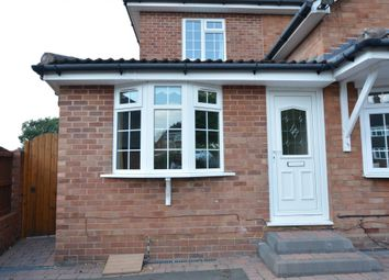 Thumbnail 1 bed flat to rent in Farm Road, Wolverhampton