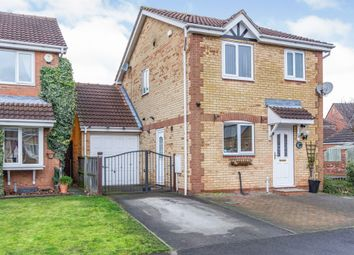 Thumbnail 3 bed detached house for sale in Long Field Road, Edenthorpe, Doncaster