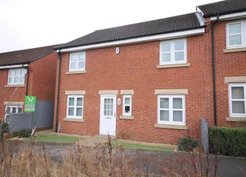 Thumbnail 4 bed semi-detached house for sale in Sewell Court, Crook