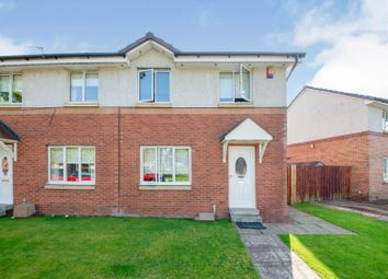 3 bed semi-detached house for sale in Brockburn Road, Glasgow G53
