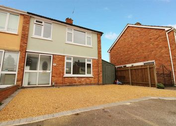 Thumbnail 3 bed semi-detached house for sale in Meadowvale Close, Ipswich