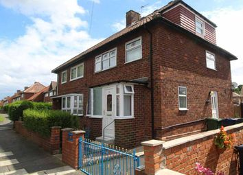 Thumbnail 4 bed semi-detached house for sale in Hamsterley Crescent, Gateshead, Tyne And Wear