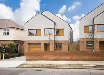 Thumbnail 4 bed detached house for sale in The Rise, Hillingdon Village