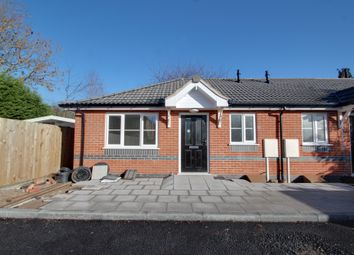 Thumbnail 1 bed semi-detached bungalow for sale in Radford Drive, Leicester