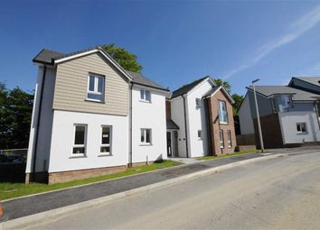 Thumbnail 2 bed flat to rent in Brooks Avenue, Holsworthy, Devon