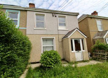 Thumbnail 1 bed flat for sale in St. Mellans Terrace, Mullion, Helston