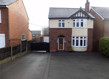 Thumbnail 3 bed detached house for sale in Heanor Road, Smalley, Ilkeston, Derbyshire