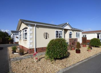 Thumbnail 2 bed mobile/park home for sale in Willow Drive, Kewstoke, Weston-Super-Mare