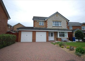 Thumbnail 4 bedroom detached house for sale in Spindrift Wynd, Saltcoats