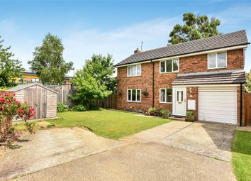Thumbnail 5 bed detached house for sale in Bissley Drive, Maidenhead, Berkshire