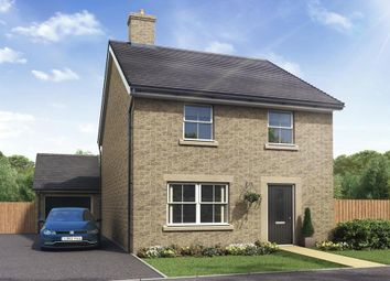 "Thumbnail 4 bed detached house for sale in ""Chester"" at Burlow Road, Harpur Hill, Buxton"