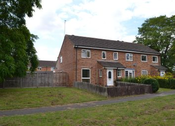 Thumbnail 4 bed end terrace house for sale in River Way, Durrington, Salisbury