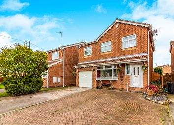 Thumbnail 4 bed detached house for sale in Gaunt Road, Bramley, Rotherham