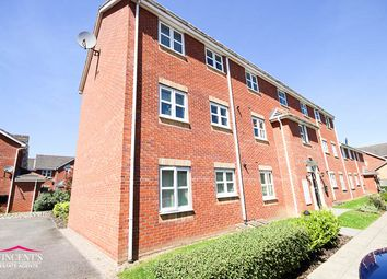 Thumbnail 2 bed flat for sale in Watergate Court, Leicester
