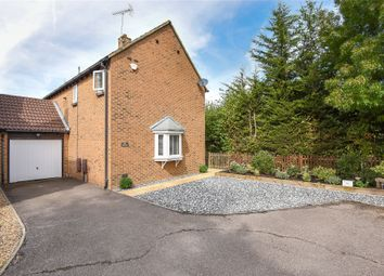 Thumbnail 3 bed detached house for sale in Coney Grange, Warfield, Bracknell, Berkshire